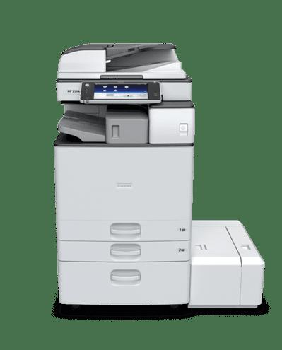 Ricoh mp 2554zsp sercopi levante for Impresoras para oficina