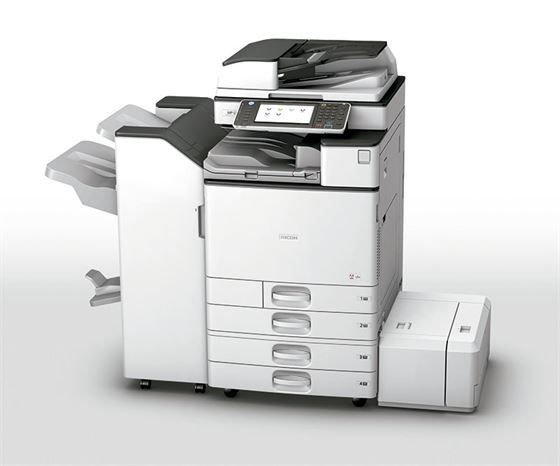 Ricoh Aficio MP 6000 S/P Multifunction B & W PCL6 Download Driver
