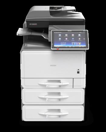 Imagen de la impresora multifuncional Ricoh MP C306ZSP