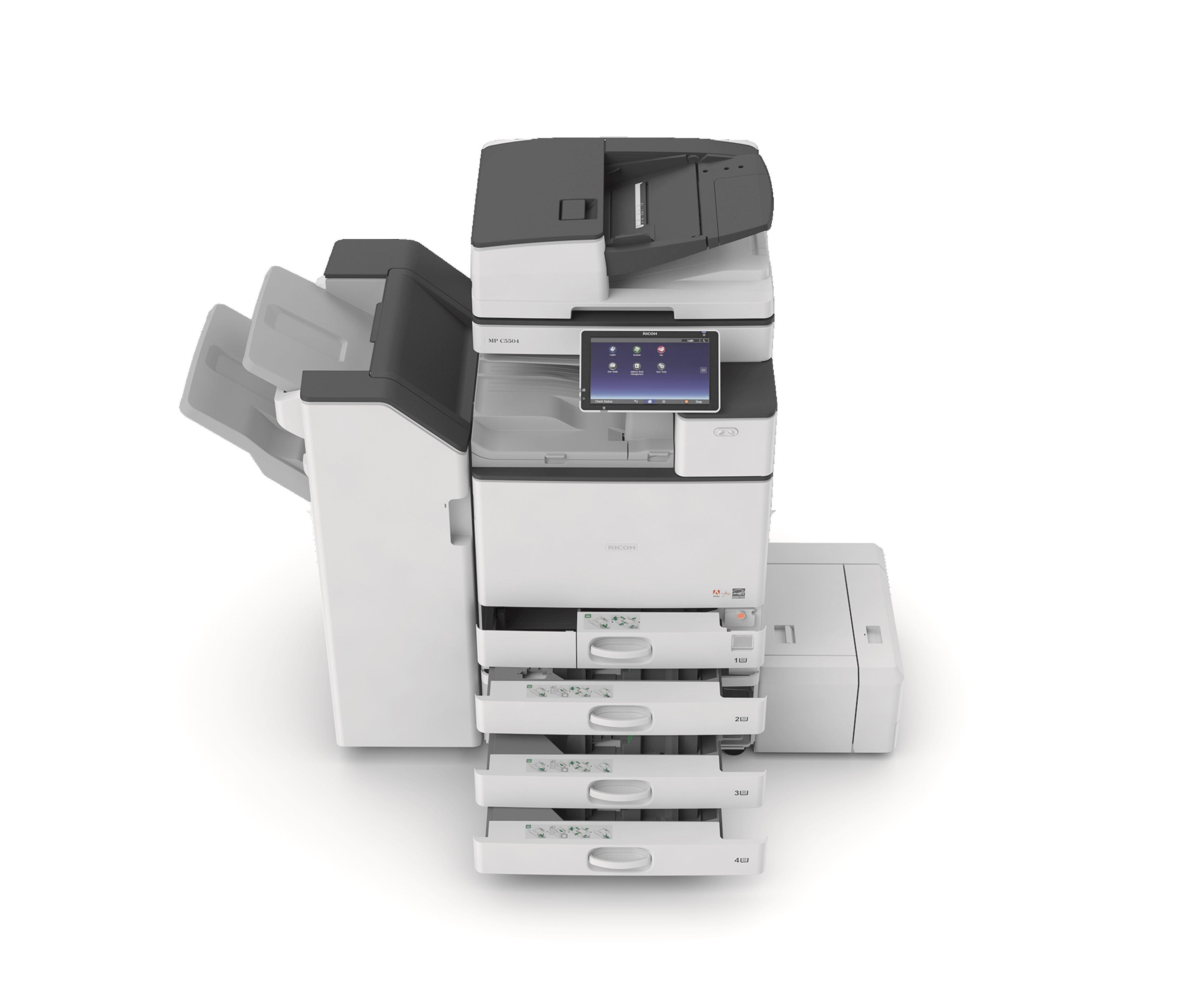 Ricoh mp c3004asp sercopi levante - Impresoras para oficina ...