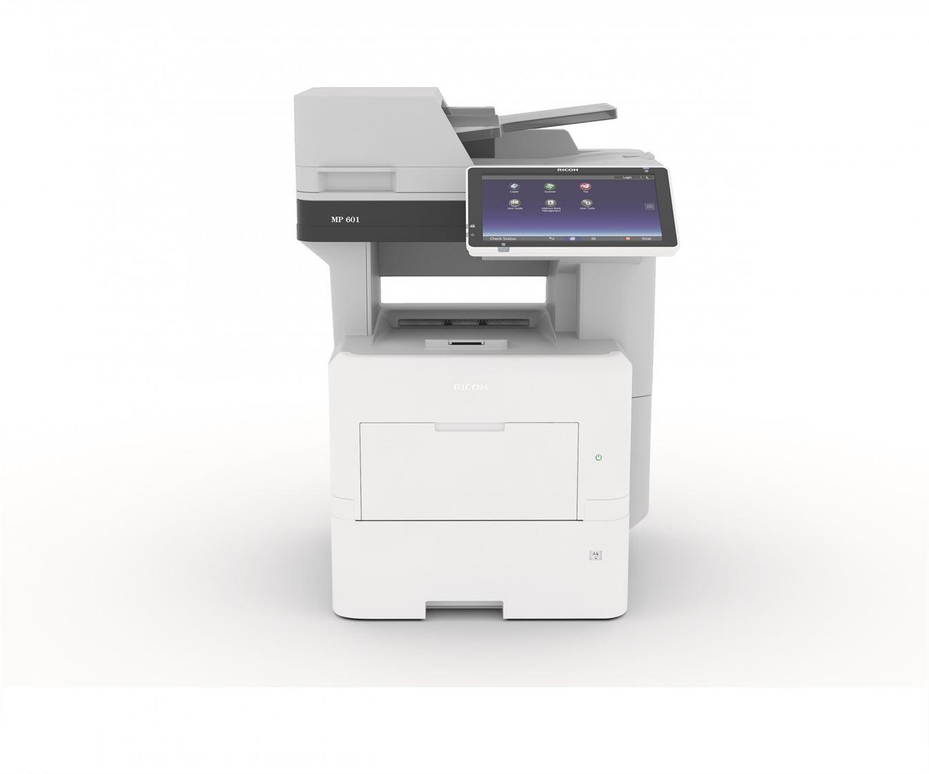 Ricoh mp 601spf sercopi levante - Impresoras para oficina ...