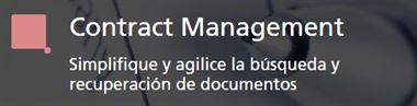 Ricoh Contract management