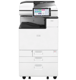 Impresora multifuncional Ricoh IM C2000, Sercopi
