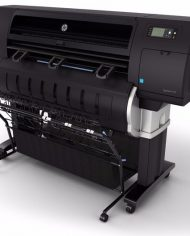 HP DesignJet T7200. Lateral