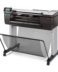 HP DesignJet T830. Lateral