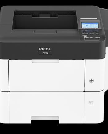 Imagen impresora Ricoh P 800, vista frontal