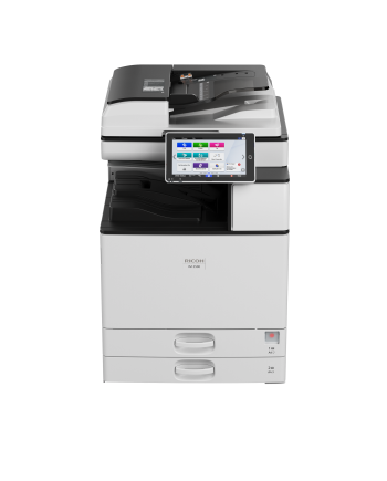Frontal impresora Ricoh IM 2500